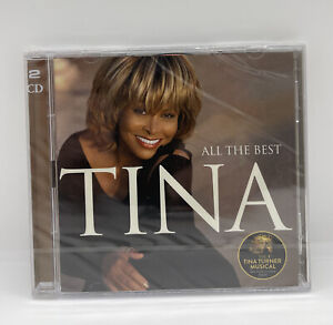 Tina Turner All the Best 2 CD (2004) - NEW