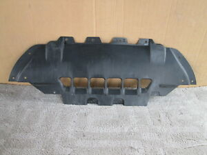 Maserati Ghibli - Front Under Tray / Aerodynamic Shield # 670001748