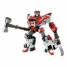 Takara Tomy Tomica Hyper Rescue Drive Head 02 MKII Brave Back Draft Robot Toy