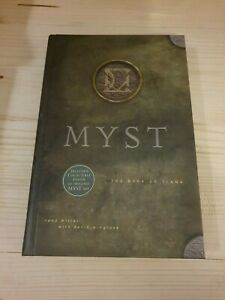 Myst Book of Ti Ana by Miller (Hardback) Including Collectible Poster
