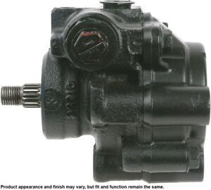 REMAN OEM Power Steering Pump Fits Chevrolet Prizm 00-98; Toyota Corrolla