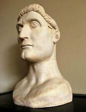 Constantine the Great Colossus Head Bust Sculpture Statue Roman Emperor Replica