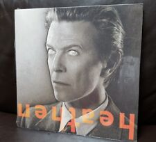 David Bowie Heathen Pop Rock Music 12 X 12 Cd Iso Sony Sealed 2002