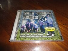 Chicano Rap CD South Sider Smokeout 3 - Mr. Criminal Malow Mac SILENT Grumpy