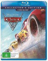 Cars 3 Blu-Ray : NEW