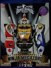 Mighty Morphin Power Rangers Movie - Legacy Ninja Megazord