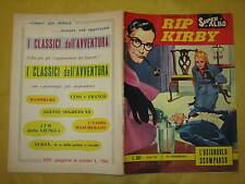 RIP KIRBY SUPPLEMENTO AL SUPER ALBO N°119 GENNAIO 1965 17° AVVENTURA