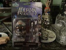 Mezco The Addam's Family Set 5 Points Ganny, Wednesday & THING