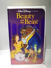 Beauty and the Beast black diamond classic case 1992 edition
