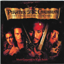Pirates of the Caribbean: The Curse of the Black Pearl - Klaus Badelt (CD 2003)