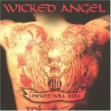 Wicked Angel Heads will roll (1998) [CD]