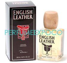 ENGLISH LEATHER After Shave Splash MEN 8oz - 240ml Men JUMBO SIZE -RARE- (BE27