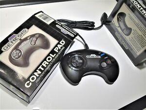 Original 1989 Sega Genesis Controller Brand New Sealed Video Game System