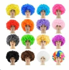 Adult Short Wigs & Hairpieces Afro