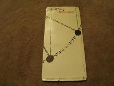 Television Same Title CD Long Box Only - No Disc - No CD