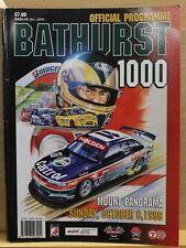 V8 Supercars Bathurst 1000 Official Race Program 1996 Very Good Condition