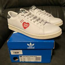 Adidas Stan Smith Human Made Dry Alls Size 10.5 Grey BRAND NEW