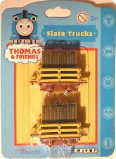 Thomas The Tank Engine 2 Slate Trucks Diecast Model - ERTL