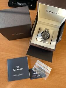 Tag Heuer Formula 1 Stainless Steel Chronograph 200m Men's Watch
