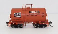 "HO Scale ""Hooker Chemicals"" Beer Can Tank Car"