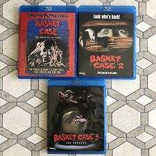 Basket Case Trilogy 1,2,3 (3 Blu-ray Disc Set) - Synapse Releases