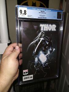 Thor #6 1:50 Gabriele Dell'Otto Variant CGC 9.8