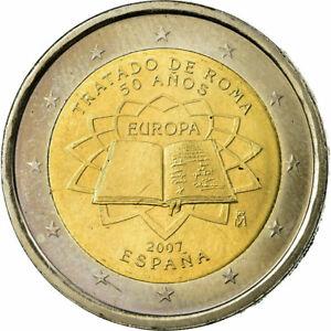 [#700147] Espagne, 2 Euro, 2007, TTB, Bi-Metallic, KM:1130