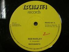 "Bob Marley Reggae & Ska 12"" Singles"