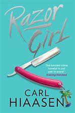 Razor Girl, Hiaasen, Carl, New, Book
