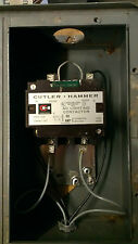 Used Cutler Hammer C30DG2 60 amp AC Lighting Contactor