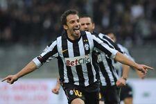 POSTER ALESSANDRO DEL PIERO ALEX 10 JUVE JUVENTUS SOCCER FOOTBALL CALCIO #12