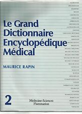 MAURICE PAPIN LE GRAND DICTIONNAIRE ENCYCLOPEDIQUE MEDICAL 2