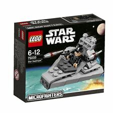 LEGO Star Wars 75033 Star Destroyer Sternenzerstörer Microfighters Serie 1
