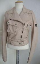 BELSTAFF DEKARD BLOUSON LADY LEATHER Jacket Damen Lederjacke Gr.36 NEU+ETIKETT