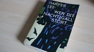 Wer die Nachtigall stört  - Harper Lee - rororo /1350