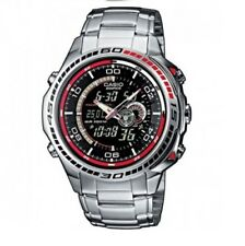 Brand New Casio Edifice EFA-121D-1AVEF Stainless Steel Men's Watch