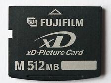 Fujifilm xD-Picture Card Speicherkarte 512MB
