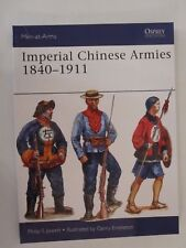 Osprey Men at Arms 505: Imperial Chinese Armies 1840–1911