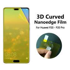 3x Anti-Scratch Full LCD Screen Protector Guard Film For Huawei P20
