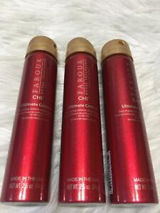3 CHI Farouk Ultimate Control Volume Shaping Spray 2.6 oz Rare BB18