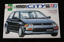 XC052 TAMIYA 1/24 maquette voiture 2469 800 N° 69 GG honda City Snap loc