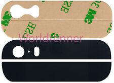 Vidrio Trasera Cubierta N Chasis Carcasa Cover Frame Glass Apple iPhone 5S