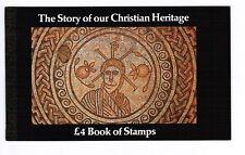 GB Christian Heritage Carnet Prestigio, Completo Nuevo en Perfecto Estado, DX5
