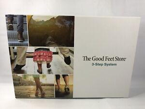 The Good Feet Store 3 Step System Strengthener Maintainer Relaxer