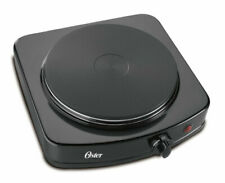 Oster CKSTSB100B015 900Watts Single Burner