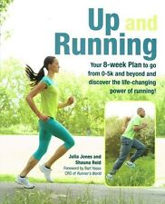 Up and Running by Julia jones and Shauna Reid NEW