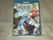 Rodea the Sky Soldier (Nintendo Wii U, 2015) w/ Bonus Wii Version Brand NEW