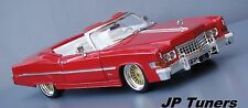 ★1:18 1973 CADILLAC ELDORADO TUNING JP Tuners UNIQUE-MODIFIED CUSTOM-UMBAU
