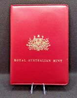 1972 Six Coin Set UNC RAM Souvenir Year Red Wallet Limited Rare Collectable