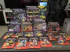 Transformers G1 Reissue Walmart Lot Complete Set Plus Doubles And Triples